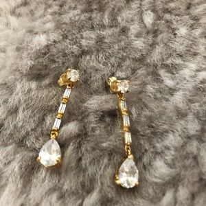 Prom-perfect! Sexy dangle earrings bnwt